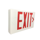 Running Man Led Ceiling Mounted Fluorescent Exit Sign Board With Ce