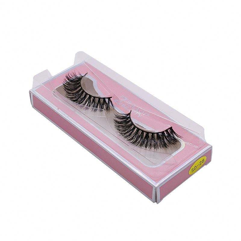 Free sample Air feeling private label 3d mink eyelashes With Birthday Gift