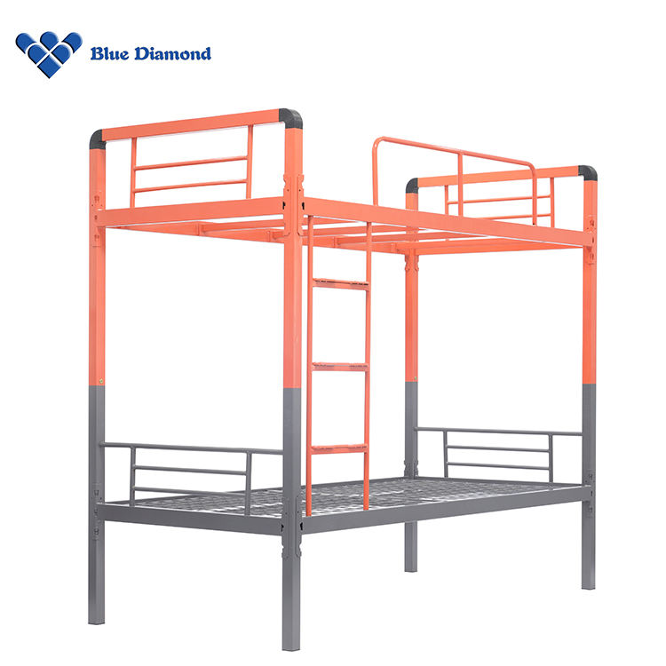 High quality Dormitory Furniture Student Bed Metal Dormitory Bunk Bed for Sale Philippines