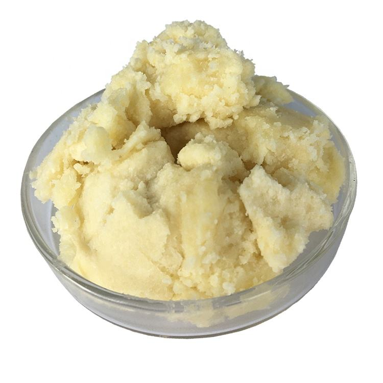 Whosale Pure Natural 100% Organic Body Lotion Unrefined Ghana African Yellow Raw Shea Butter
