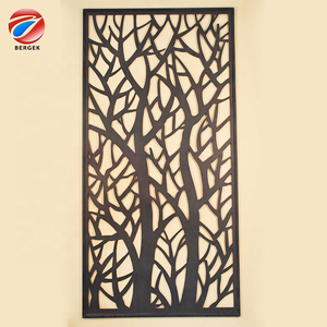 Shenzhen China Custom Sheet Metal Fabrication CNC Laser Cutting Service for home decoration