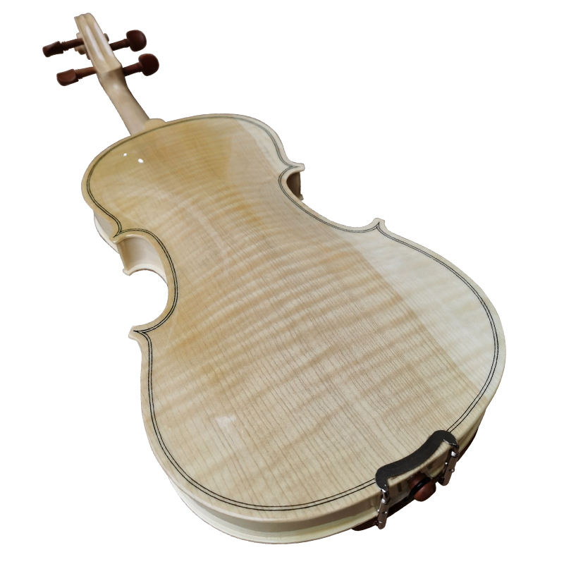Factory price custom made aiersi Brand Jujubewood Violin outfits for Students handmade string instruments