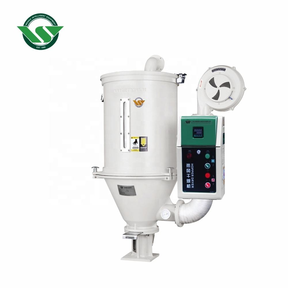 Plastic Industrial hot air plastic granules dryer,hopper dryer plastic drying machine
