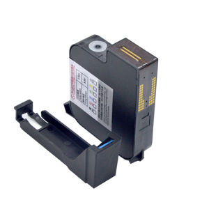 Handheld Printer Compatibel Navulbare Printer Zwart Een Inch Inkt Cartridge Voor Pure Flying Inkjet Printer