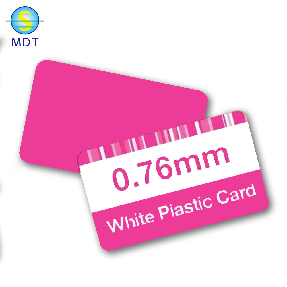 MDT google play gift card plastic pvc clear business card printing