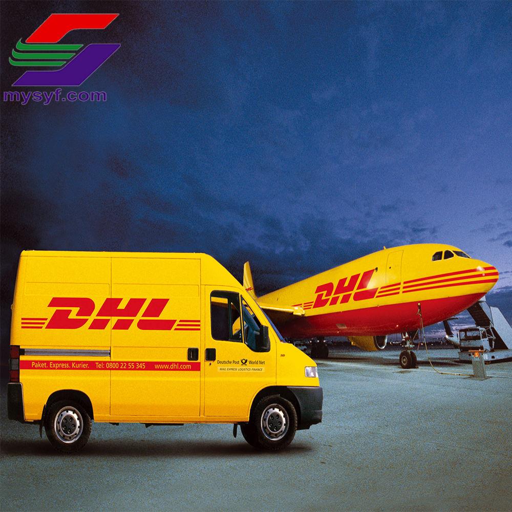 Günstige Internationale DHL Spezielle Linie Luftfracht Spediteur Express Lieferung von China nach <span class=keywords><strong>Saudi</strong></span>-arabien Indien