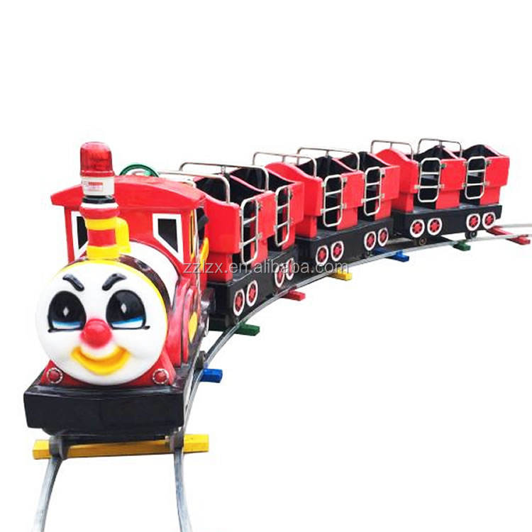 Train amusement tourist attractive children mini train ride for sale