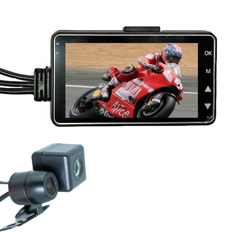 A11 nieuwe model motorfiets <span class=keywords><strong>dvr</strong></span> Video Recorder/dual camera Auto Black Box/Auto Rijden Recorder