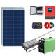 Nature's generator 1800w solar powered generator nature's generator - 1800w solar & wind powered gene naturally solar
