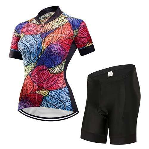 New Design Breathable Wholesale Sublimation Custom Women Pro Team Cycling Jersey/Wear/Clothing women