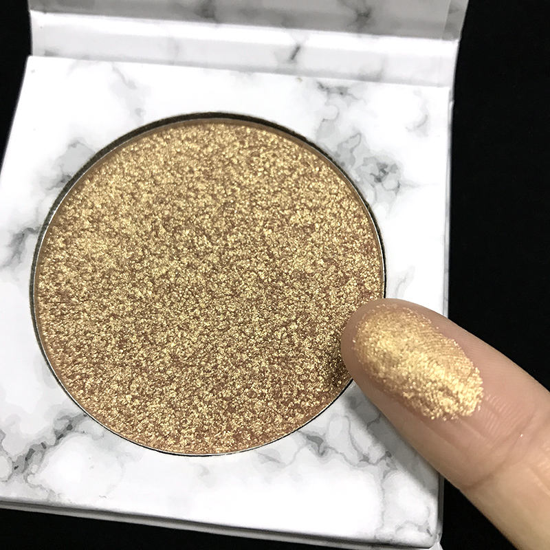 Private label pressed highlighter powder face makeup highlighter pressed