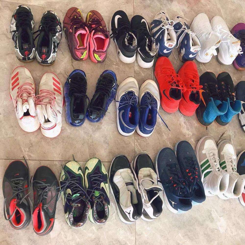 Top quality Second Hand Shoes UK Used Branded Sport Shoes Used Shoes in Sacks