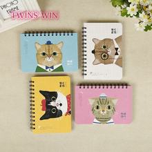 Professional Supplier Cartoon Weekly Planner A5 Notebook Diary Spiral Inner Page Notebook Notebook2535