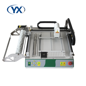 The Highest Precision Circuit Printing SMD Pick and Place Machine TVM802A With Vision Camera