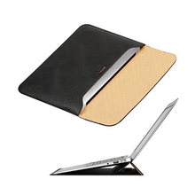 Youyue Custom Pu Leather Laptop  Case Sleeve for MacBook Air 13 inch with Stand