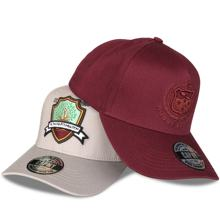 Custom high quality maroon color 100% cotton China supplier baseball hat, womens personalized caps