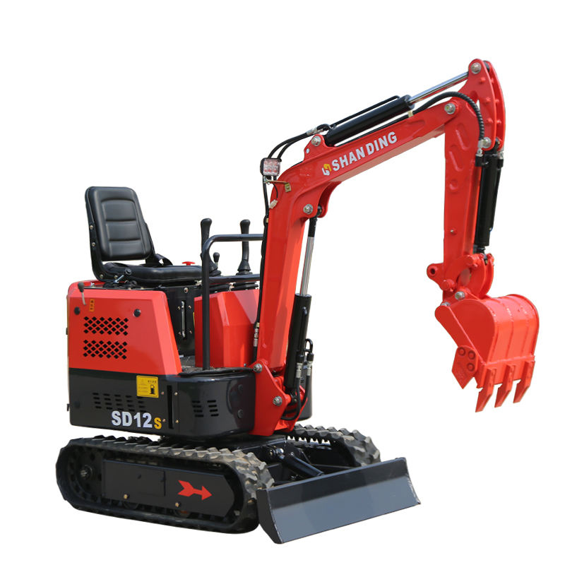 Hydraulic Excavation Machines Crawler Excavator