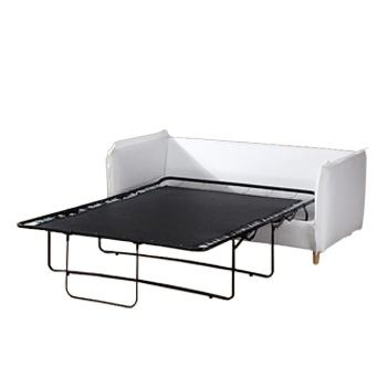 Hot Selling Living Room Comfortable Metal Folding Single Sofa Bed Frame mechanism