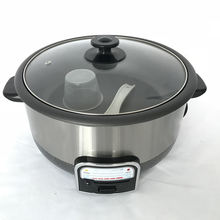 Stainless Steel Body 3.0L 1200W Electric Rice cooker Multi Function Slow Cooker Factory dor Distributor