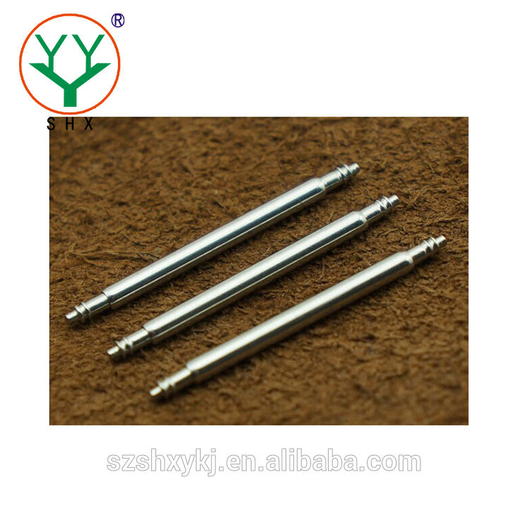 304L Stainless Steel Unbreakable Spring Bars For Watch Band