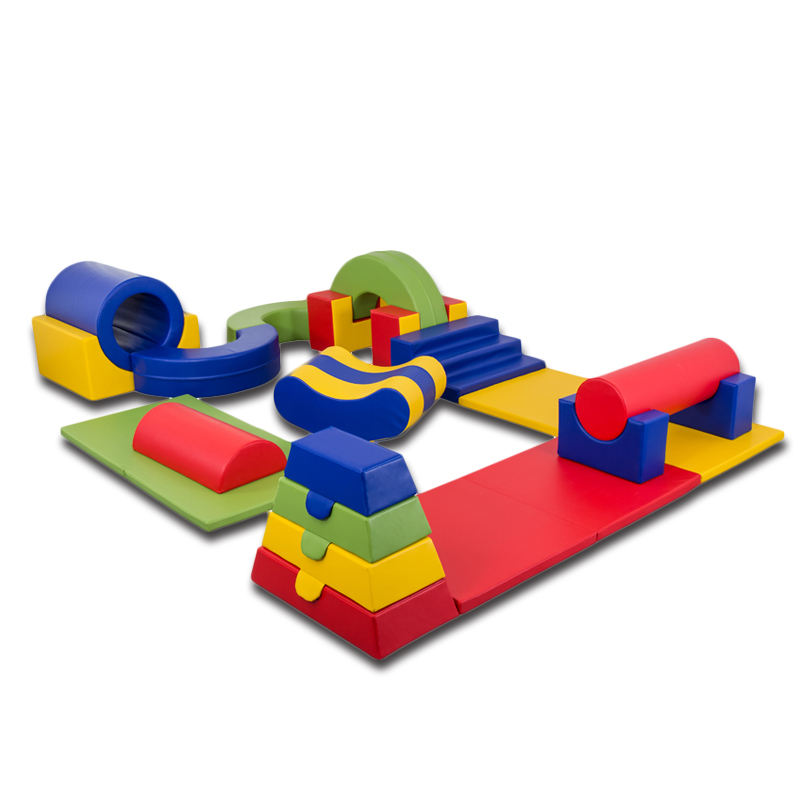 Customized High quality indoor gym soft play area for kids used soft play equipment for sale