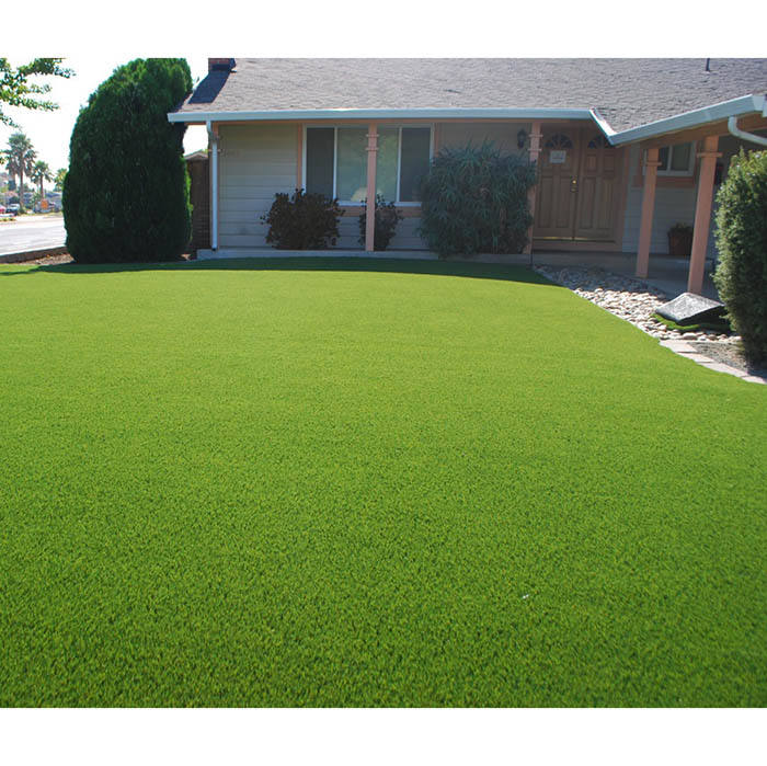 Cheap price outdoor surface decoration artificial carpet grass