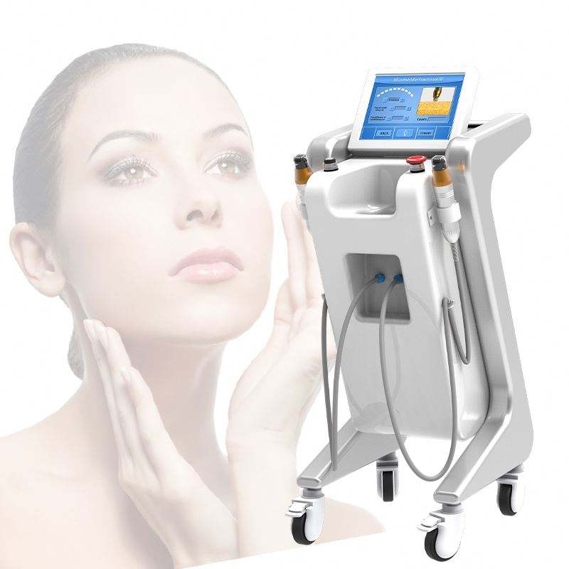 Beauty fractional rf thermagic face lift machine for sale rf fractional micro needle fractional rf microneedling