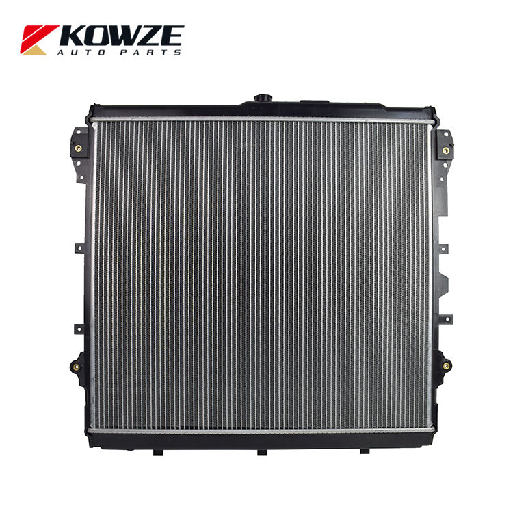 FOR 00-06 TOYOTA TUNDRA 4.7L AT OE STYLE ALUMINUM CORE COOLING RADIATOR DPI 2321