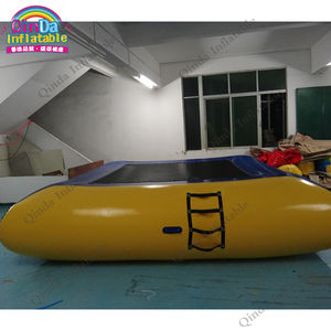 ขายส่ง Commercial trampoline Inflatable Rectangle trampoline สำหรับขาย