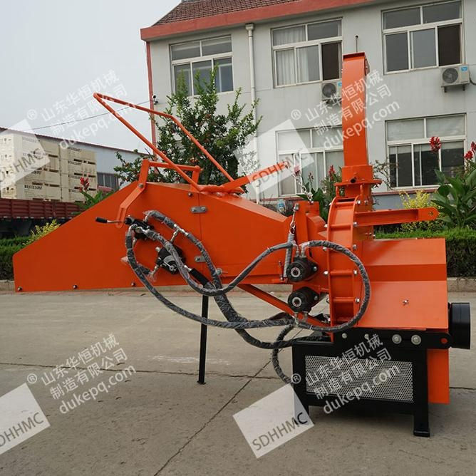 Top Quality and Competitive Price PTO Wood Chipper Shredder with CE Certificate