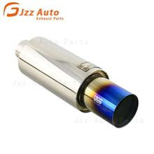 JZZ Auto Engine Hks Akrapovic Performance Racing Car Exhaust Muffler Pipe for bmw for e90