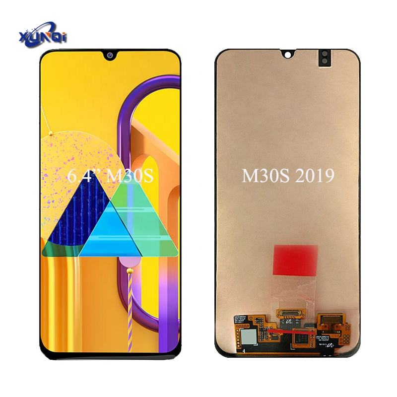2019 Newest mobile phone M30S LCD display for Samsung galaxy M30S LCD Screen Touch Display Assembly