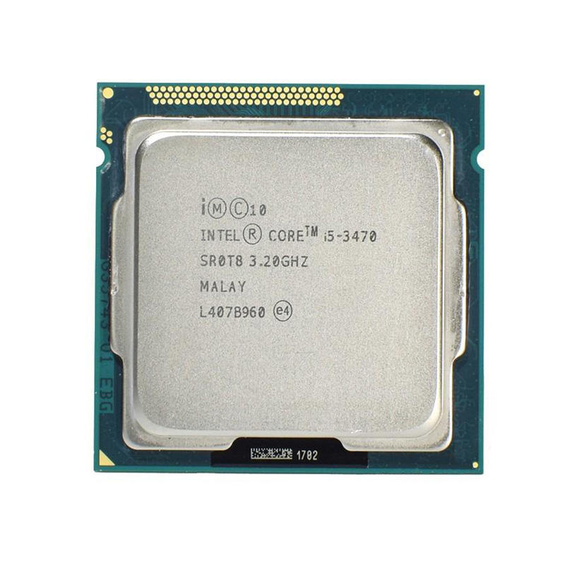 Intel quad Core Used Desktop Processors I5 LGA 1155 1150 3rd Gen 3470 4570 4590 4670 4690 4430 4440 4460 4770 CPU i5
