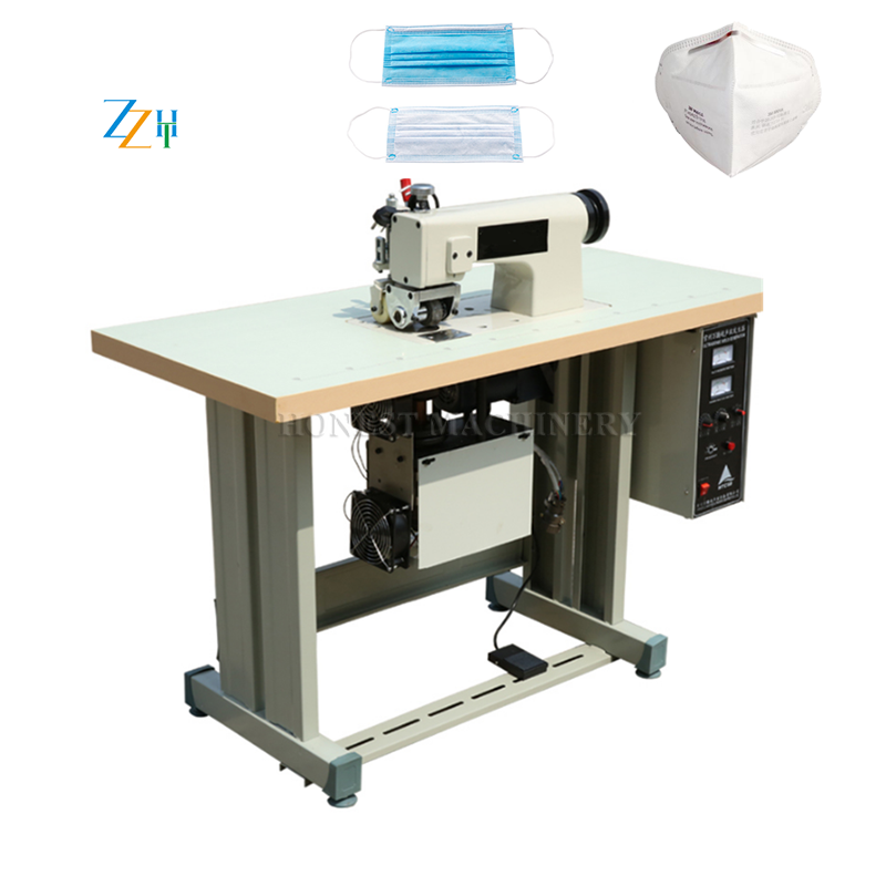 factory directly ultrasonic sewing machine for nonwovens ultrasonic fabric sewing machine mask