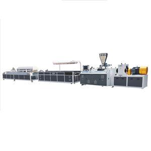 PP PE starlinger пластиковые гранулы экструдер/трубы экструзионные машины/ПВХ Экструзионная автоматическая линия