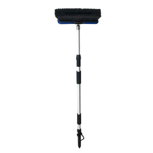 wholesale cleaning telescopic broom with long aluminium handle