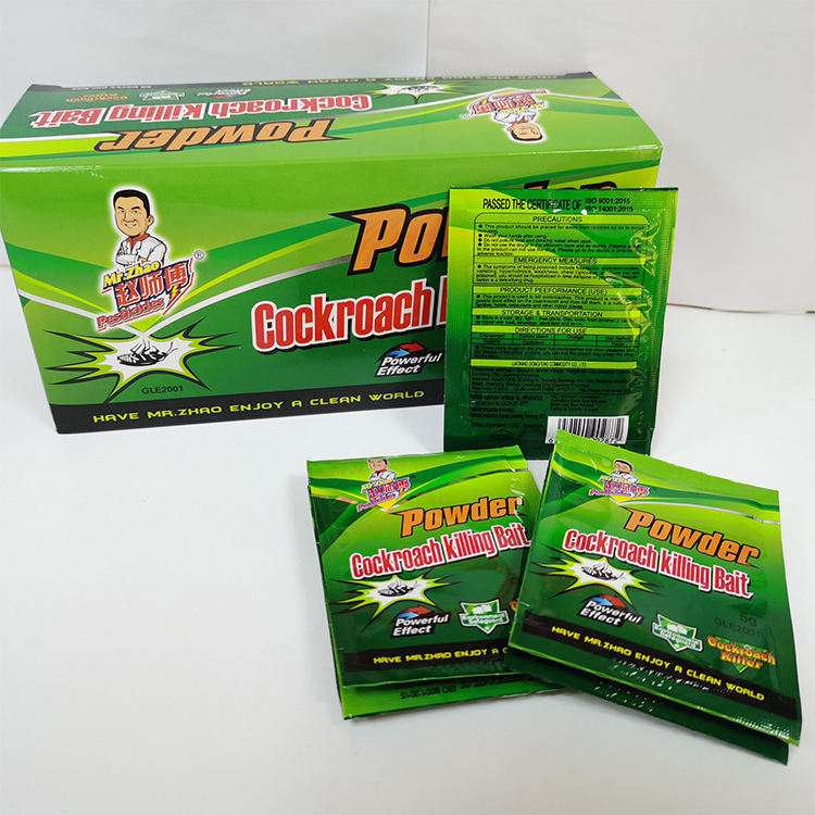 Good quality and price of cockroach and ant bait with best material