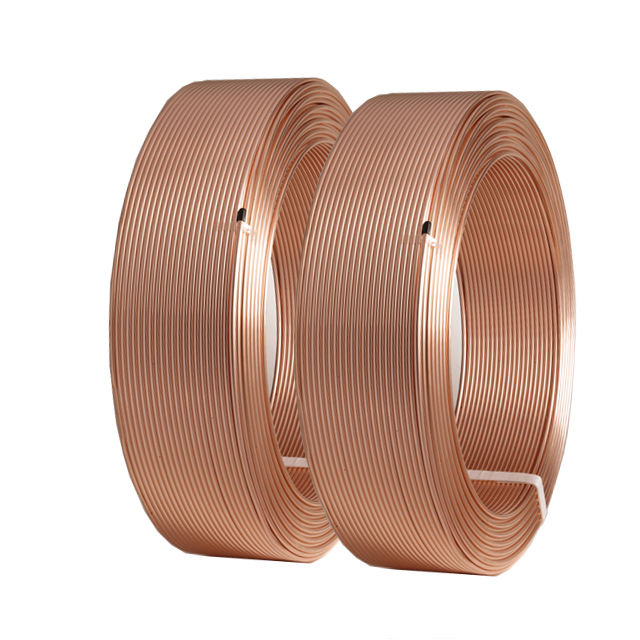 Tianjin T2 ac copper tube / pipe /tubing
