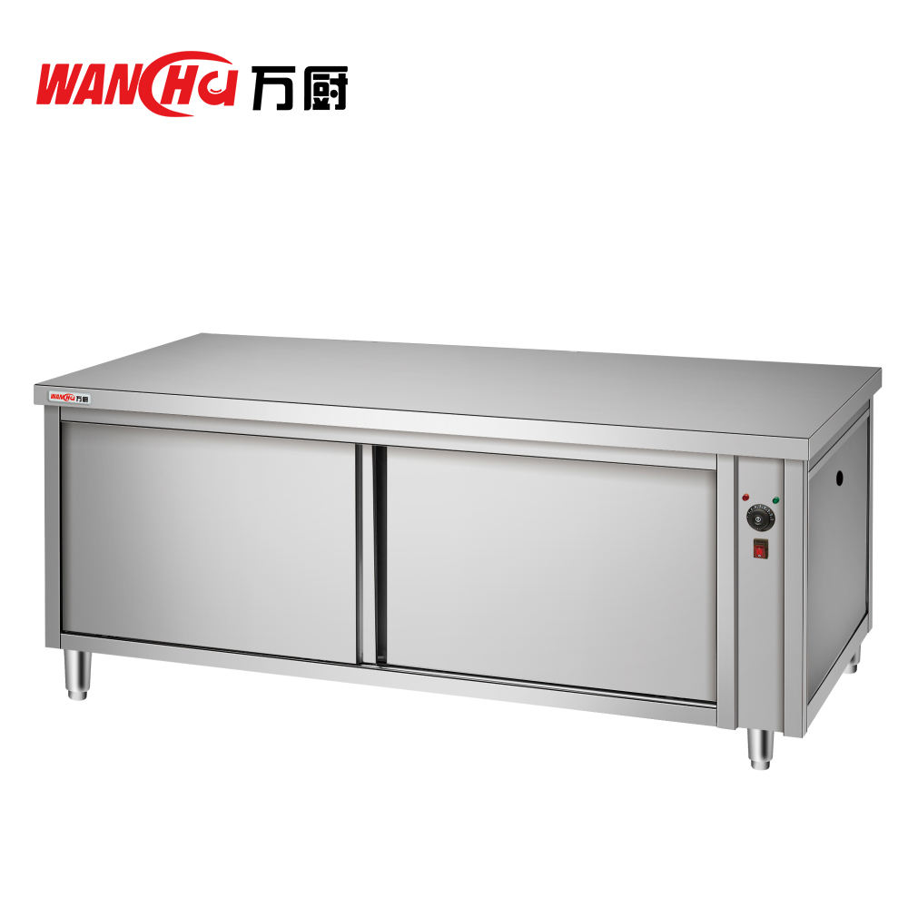 Electric Stainless Steel Plate Warmer Cabinet/Restaurant Dish Heating Cabinet Cupboard Factory