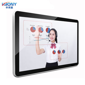 Lcd Display Digital Signage Panel Advertising Wholesale 22 32 Inch Board Smart Equipment Touch Screen