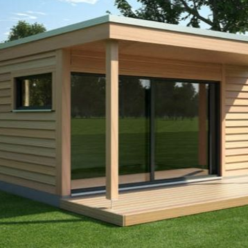 Hot sale for prefab 20ft container house and homes