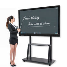 75 inch Interactive whiteboard digital smart board smart board educational