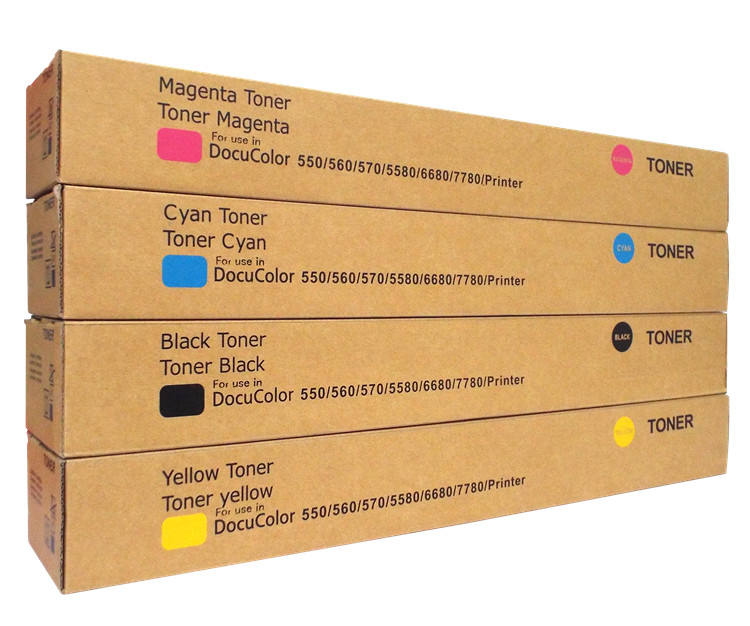 Jane Màu Cho <span class=keywords><strong>Xerox</strong></span> Toner DCC240 DCC250 Cartridge Cartouche Sử Dụng Cho DocuColor 240 242 250 252 260 WorkCentre 7655 7665
