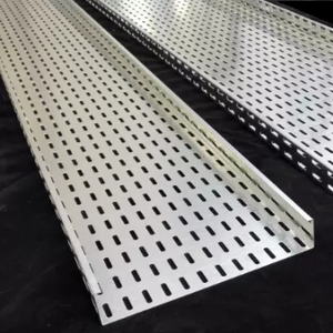 Hot dip galvanized Pre- galvanized Perforated metal cable tray price list