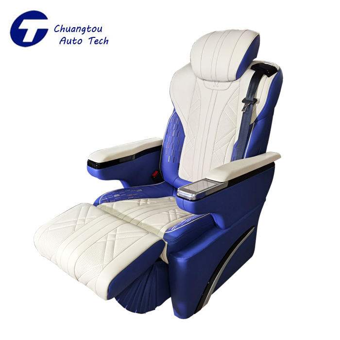 CTZY084D 12V 24V 14-movement Electric Luxury Auto Seat For VIP MPV Car Modification