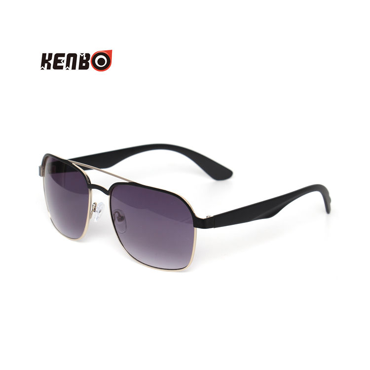 Kenbo High Quality Full Rim Frame Rectangle Sunglasses Tinted Sunglasses Mens Sunglasses