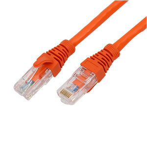 Ethernet RJ45 Cat6 UTP electrical cat 5 patch cord pvc electric cable cat6 patch cord 7 0.16 utp cable cat6 price
