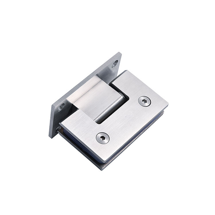 Good quality stainless steel glass hinge shower door hinge
