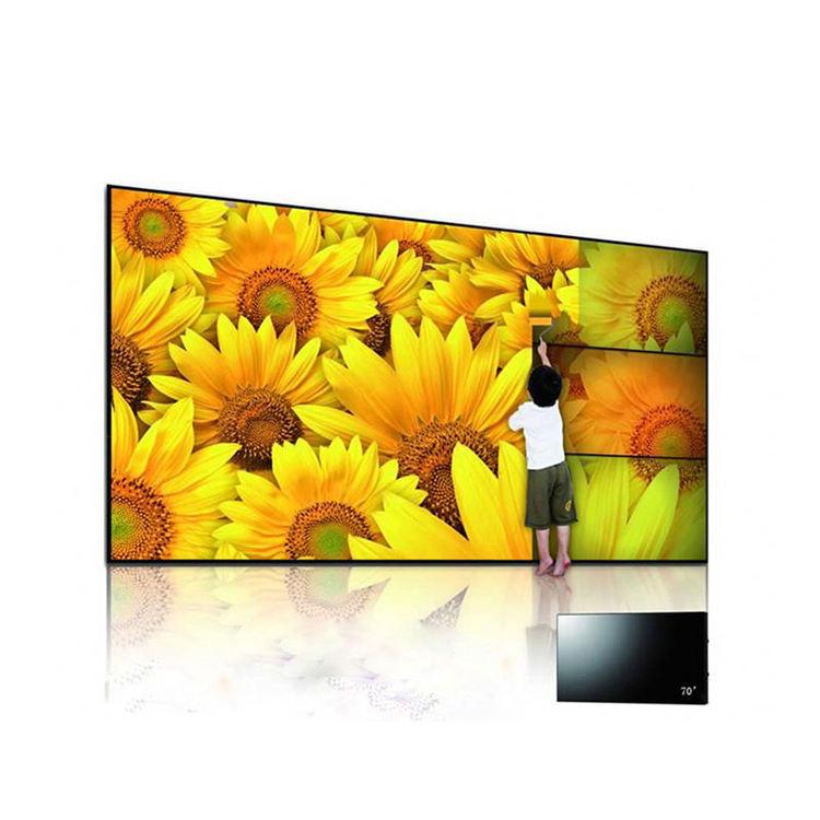 Full Color 1080 p senza soluzione di continuità grande muro per tv <span class=keywords><strong>lcd</strong></span> parete video lti550hn05 per il sistema home theater