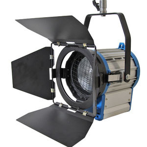 1000W Fresnel Tungsten Spot Lights Kit Video Film Broadcast Light